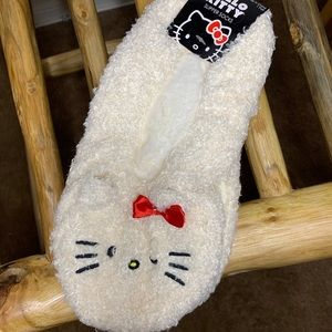Hello Kitty Slipper Socks